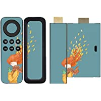 'Disagu SF/SDI 5258 _ 1200 Protective Skins Case Cover For Amazon Fire TV Stick Remote Control/Autumn Wind 02 Clear preiswert