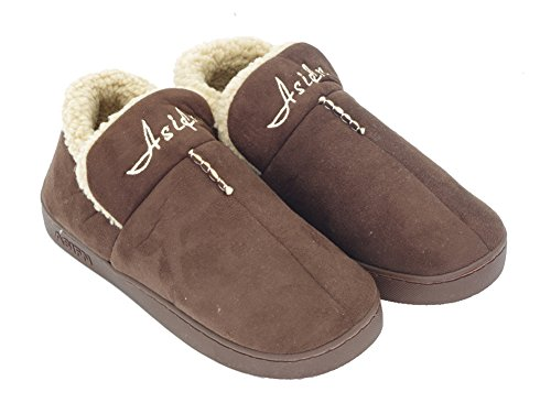 Home Shoes Pantofole eu Interno Leggero Marrone Peluche Inverno Uomo Maesty Donna da Velvet Plus Size HpZvnxq