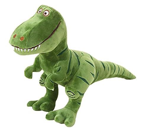 Plüsch Dinosaurier Form Angefüllte Tier Geburtstagsgeschenke - Grün (Weihnachten Angefüllte Spielwaren)