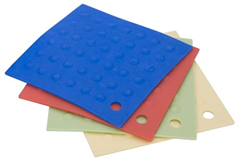 MIU France 99090 Silicone Potholders - Set Of 4 In