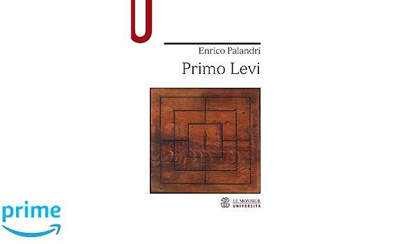 ENRICO PALANDRI PRIMO LEVI EPUB