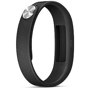 Sony Mobile SWR10 Bracelet d'Activité avec Connexion Bluetooth/NFC - Noir