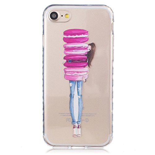 "Coque iPhone 7 - MYTHOLLOGY Silicone Coque Antidérapant Antichoc Housse Protection Etui Pour iPhone 7 4.7"" FHMG MKL"