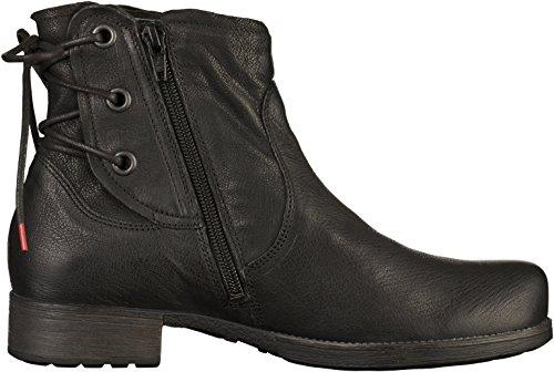 Think! Damen Denk Desert Boots Schwarz (Schwarz 00)