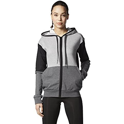 adidas Young Co Ts - Chandal para mujer, color gris, talla XXS