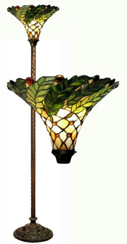 warehouse-of-tiffany-s-3742-bb75b-green-leafy-60-watt-67-inch-torchiere-lamp-by-warehouse-of-tiffany