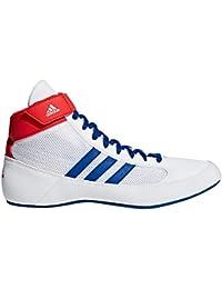 2e325f6dd adidas - Zapatillas de Lucha Libre de Lona para Hombre