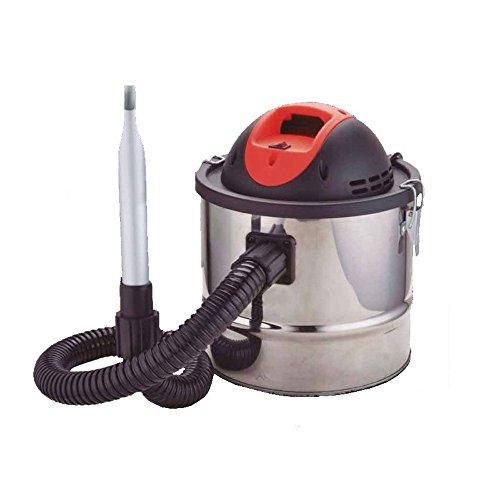 Aspirador de cenizas 1.000 watios con filtro Hepa