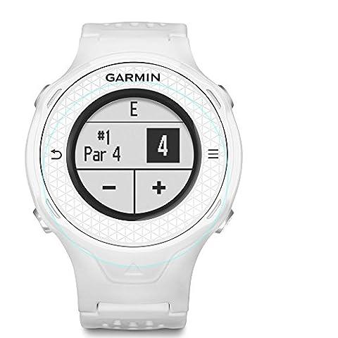 Awinner en verre pour Garmin Approach S4, Premium Film en verre 0,2mm véritable protection d'écran en verre trempé pour Garmin Approach S4montre GPS de golf (9H) gratuit à vie Garantie de remplacement