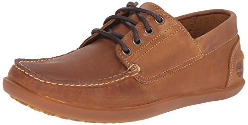 Timberland - Odelay Camp - Boat Shoes Man Red Brn