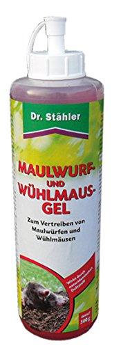 Preisvergleich Produktbild Dr. Stähler Maulwurf- und Wühlmaus Gel, 500 G, 1 Stück, 001984