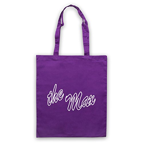Inspiriert durch Saved By The Bell The Max Inoffiziell Umhangetaschen Violett