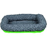 Trixie Cuddly Bed For Guinea Pigs Grey/Green 30 x 22cm