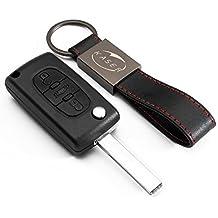 carcasa llave peugeot partner - 4 estrellas y más - Amazon.es