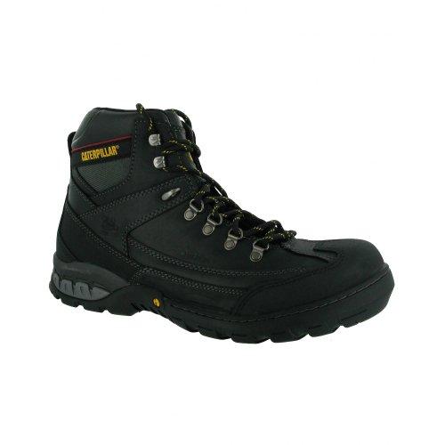 Caterpillar Dynamite - Chaussures montantes de sécurité - Homme Noir
