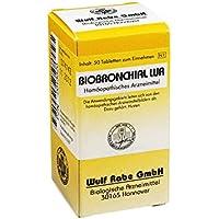 BIOBRONCHIAL WR Tabletten 50 St Tabletten preisvergleich bei billige-tabletten.eu