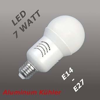 Spot lED e14 700 lumen 7 w ampoule à incandescence blanc chaud