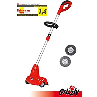 Grizzly EFB 401 Electric Patio Weed Sweeper