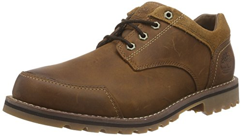 Timberland Larchmont Oxford, Chaussures lacées homme Marron (Brown)