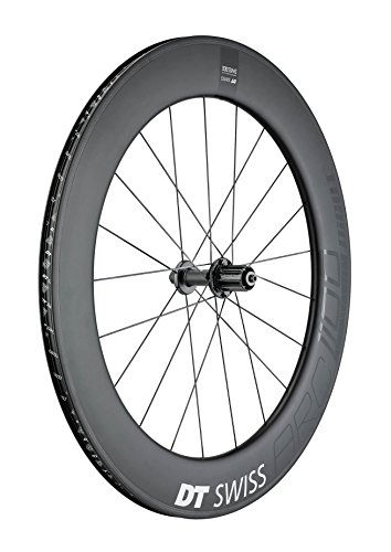 DT Swiss WHDTARC1104R - Pieza para Bicicleta (Parte Trasera, 80 mm, Carbono)