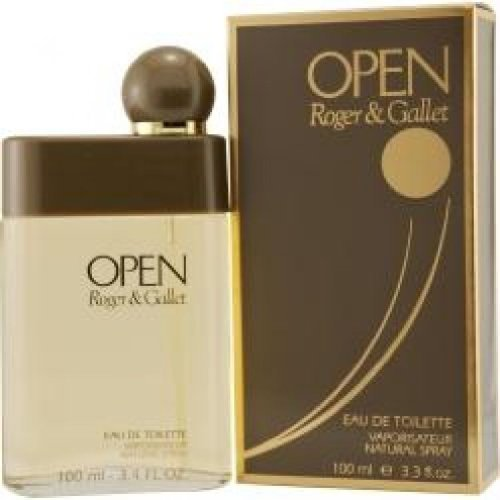 Open By Roger & Gallet Edt Spray/FN122404/3.4 oz/men/