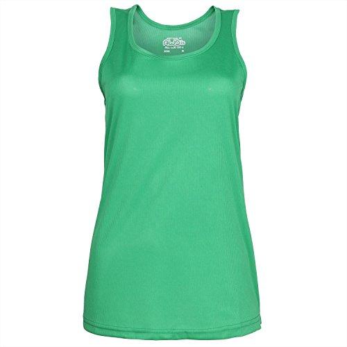 AWDis Cool - Débardeur -  Femme Vert - Vert vif