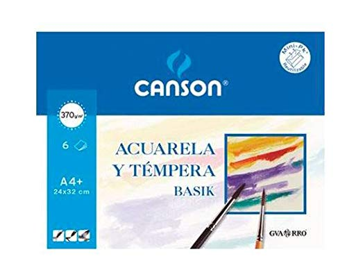 Canson 406347 - Papel para acuarela