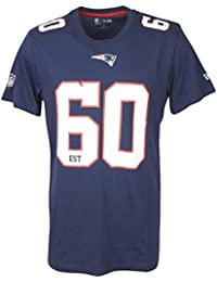 New Era NFL NUMBERS Shirt - New England Patriots navy
