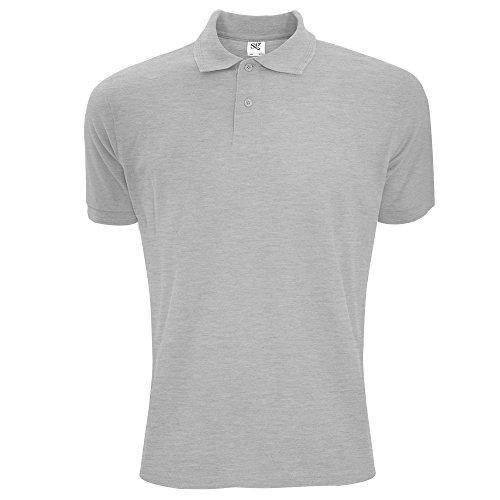 SG Polycotton Herren Polo-Shirt, Kurzarm Marineblau