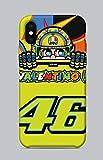 WorldSell Coque en TPU Apple iPhone XS Max, Sport 076 Valentino Rossi 46