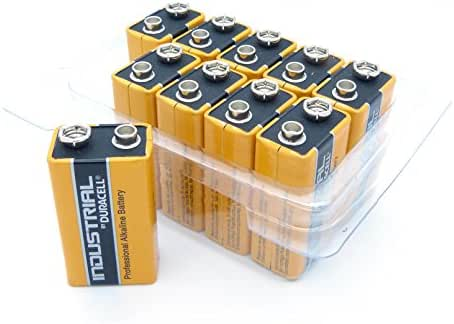 Duracell Alkaline 9V Industrial (10 Polybox)