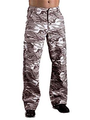 Hornee Desert Camo Dupont Military Grade SA-M10 Kevlar Jeans