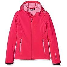 CMP Girl's 3 A29385 N Jacket, Girls, 3A29385N, Ibisco-Rose, 164