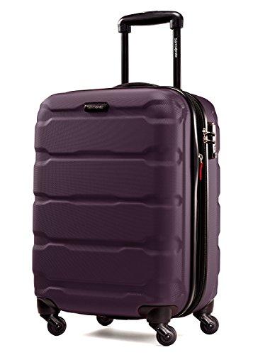 Samsonite Omni PC Hardside 20-Inch One Size Spinner - Purple