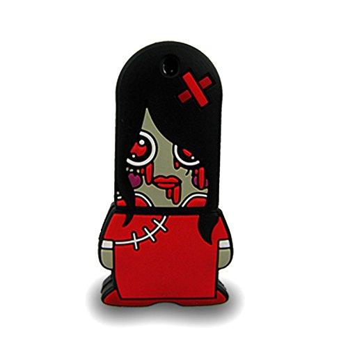 818-Shop No36300080008 USB-Sticks (8 GB) Gruseliges Zombie Mädchen rot