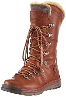Merrell Natalya Waterproof, Women's Lace-Up Snow Boots - Brown (Cinnamon), 8 UK (B008CNU6M4) | Amazon price tracker / tracking, Amazon price history charts, Amazon price watches, Amazon price drop alerts