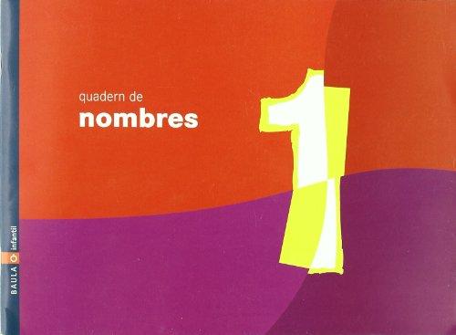 Quadern Nombres 1