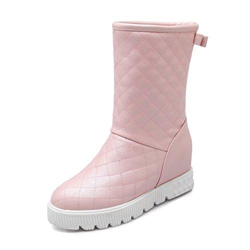 Sconosciuto 1TO9 - Stivali da Neve Donna Pink