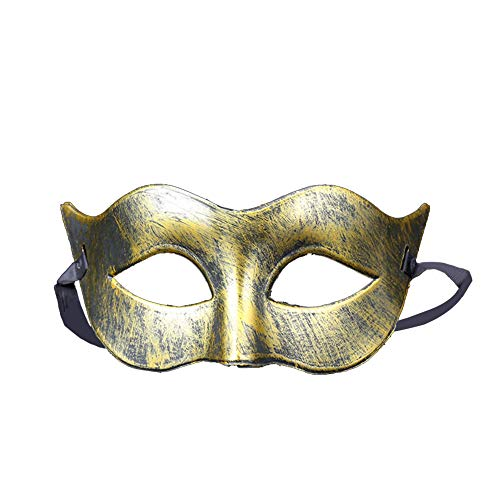 Meigold Halloween Maske Antik Schmetterling Maske Prom Party Maske Karneval Karneval Halloween Requisiten