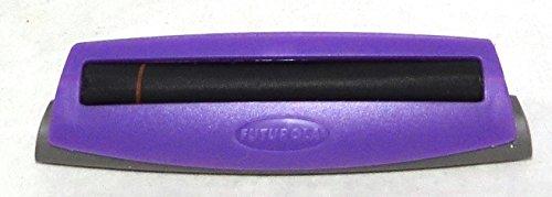 Futurola, rouleuse conique pour feuilles à rouler et xL multicolore, Plastique, rose/noir, King Size