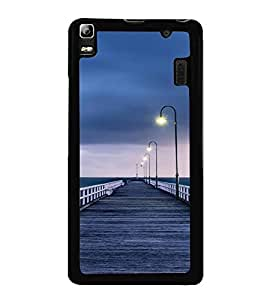 ifasho Designer Back Case Cover for Lenovo A7000 :: Lenovo A7000 Plus :: Lenovo K3 Note (Hotmail Sign In Mga Tulang Pambata Wood Oven)