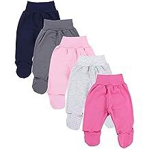 TupTam Unisex Baby Pumphose 5er Pack