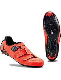 Zapatillas Northwave Evolution Plus Negro 2016 , Tamaño:gr. 48;Color:orange/schwarz