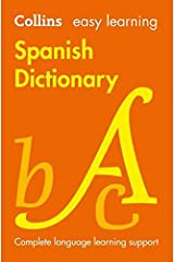Easy Learning Spanish Dictionary Paperback