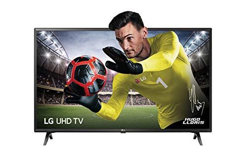 LG 49UK6200 UHD 123 cm (49 Zoll) Fernseher (4K LCD, Triple Tuner, Smart TV)