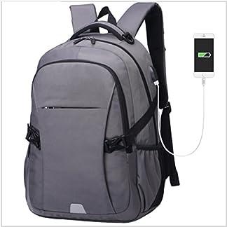 Beibao Mochila para portátil Mochilas para Viaje de Negocios Backpack con Puerto de Carga USB