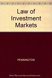 Law of Investment Markets