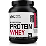 optimum nutrition ON Protein Whey Smoothie Fraise   1,7 Kg