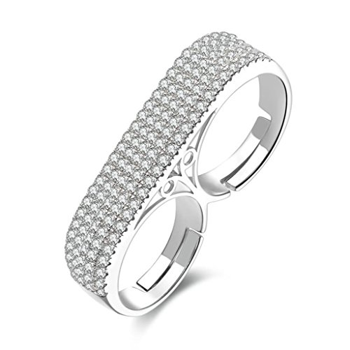 amdxd-jewelry-sterling-silver-women-promise-customizable-rings-double-circle-cz-size-r-1-2engraving