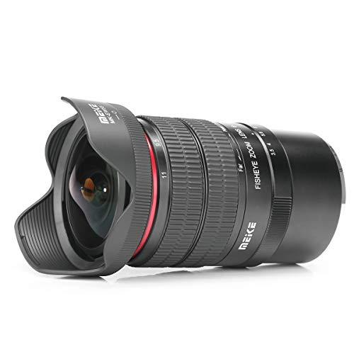 Meike MK 6-11mm f3.5 Fisheye Zoom obiettivo APS-C sensore formato per MFT